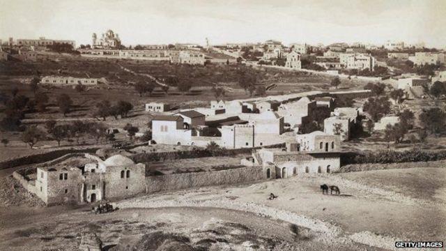 تسلسل للتاريخ الفلسطيني منذ الحرب العالمية الأولى - BBC News عربي