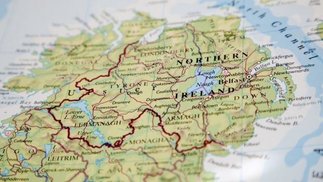 Historically, Ulster Province was composed of nine counties, but currently only six counties belong to Northern Ireland under British rule.
