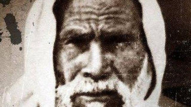 Sheikh Cumar al-Mukhtaar