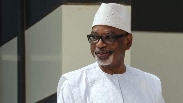 Madaxwaynihii dalka Mali Ibrahim Boubacar Keïta
