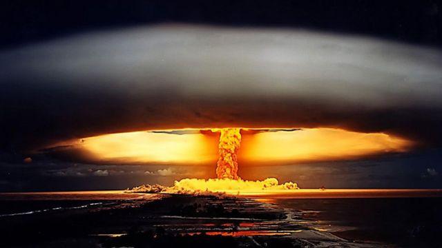 La bomba atómica soviética demasiado grande para ser usada de nuevo - BBC  News Mundo