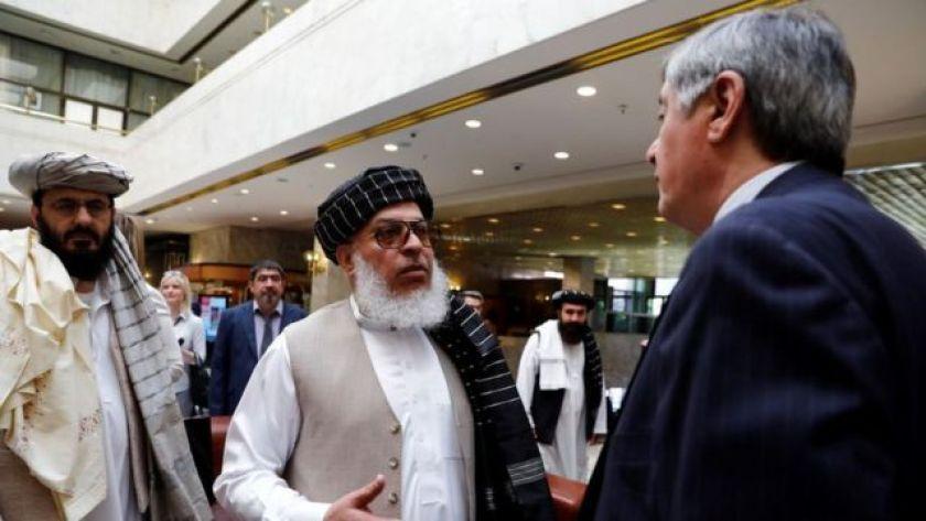 Taliban representatives talk to Russian presidential envoy to Afghanistan, Zamir Kabulov