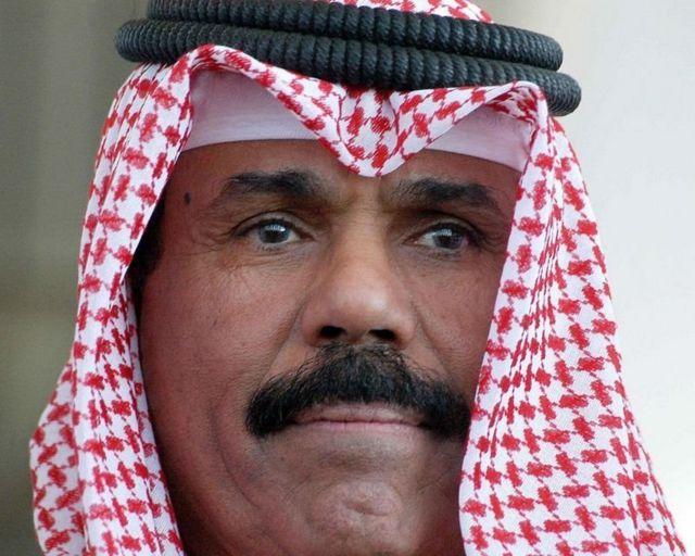 Sheikh Nawwaf Al-Ahmad Al-Sabah