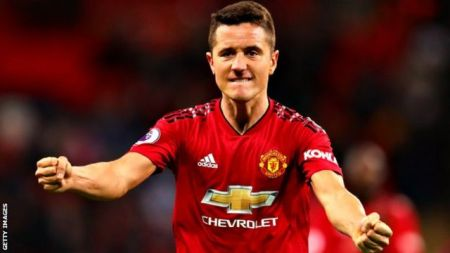 Ander Herrera To Leave Man Utd At End Of Season - BBC Sport