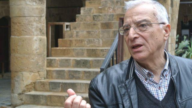 Araştırmacı yazar Dr. Ahmet An.