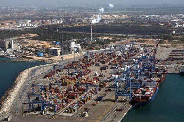 ميناء عسقلان