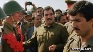 Najibullah 1986