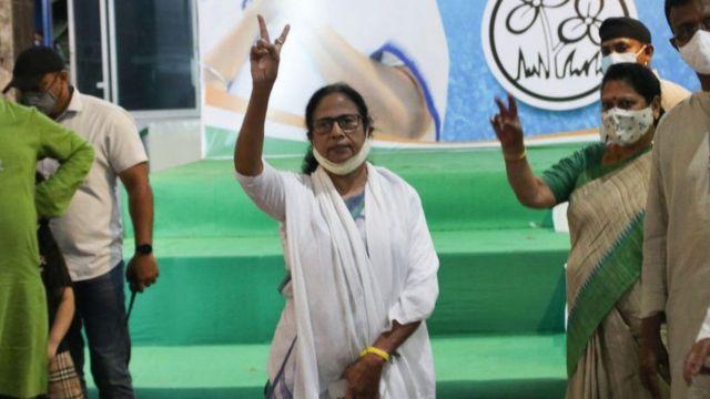 Mamata Banerjee is a bitter critic of Modi.
