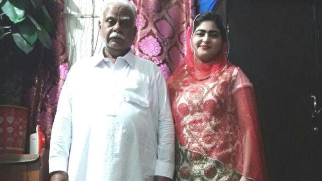 عاصمہ رانی اور ان کے والد