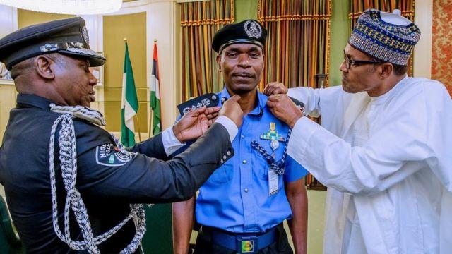 Nigeria Police IGP Adamu