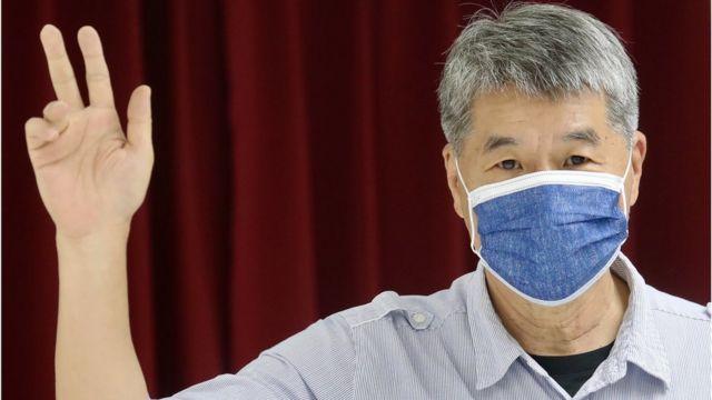 张亚中以统派论述冒起,意味国民党内部仍然在两岸议题上有分歧。