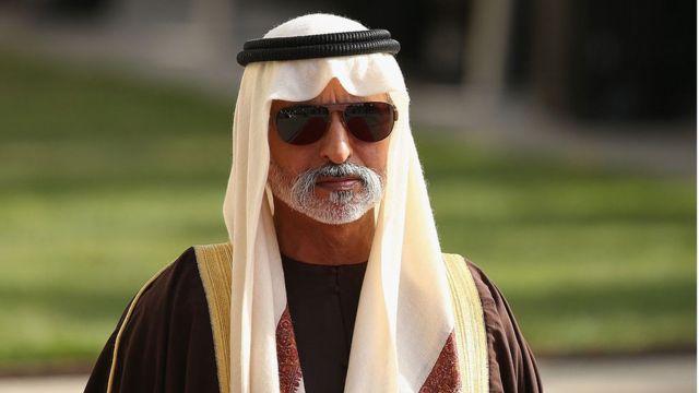 Sheikh Nahyan Mubarak Al Nahyan