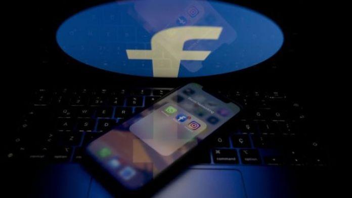 caída de Facebook