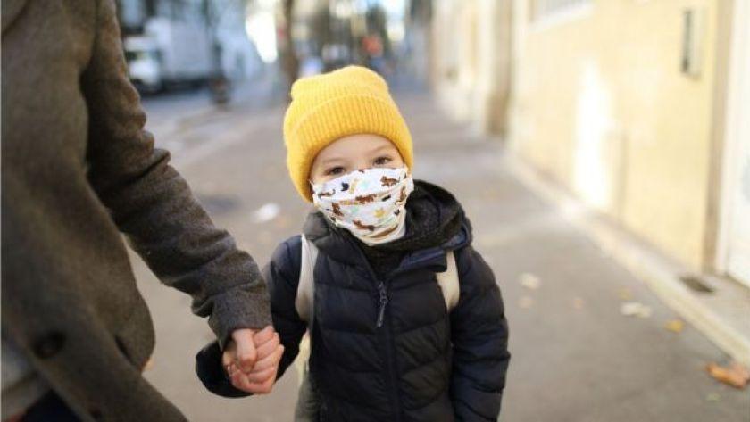 mask child