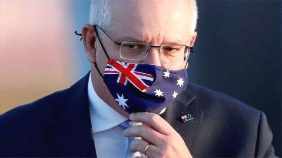 Prime Minister of Australia Scott Morrison