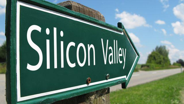Señal de Silicon Valley