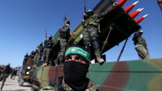 حماس، غزہ