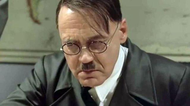 Bruno Ganz ayaa doorka Adolf Hitler ku jilay filimka Downfall