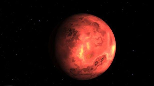 يوما ما لم تكن الأرض تبدو مختلفة عن هذا الكوكب