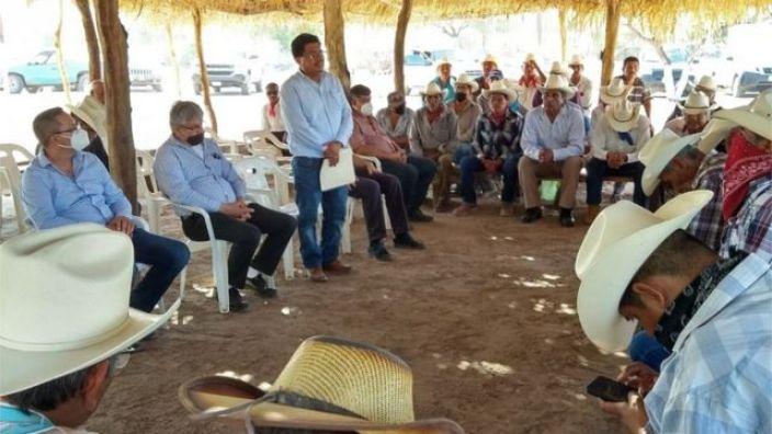 Un diálogo entre yaquis y autoridades civiles de Sonora