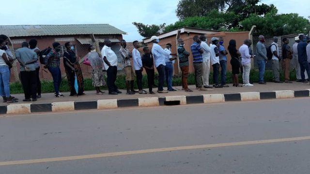Uganda Election Day 2021: