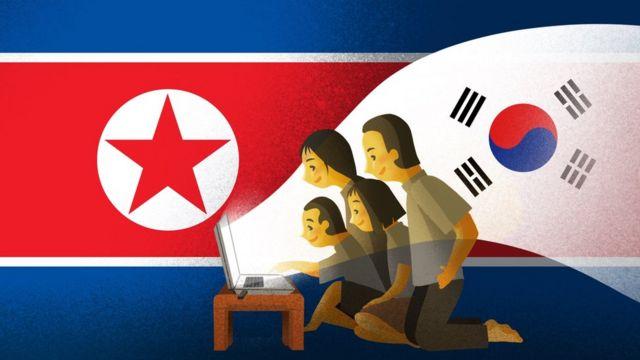 Yasadışı olmasına rağmen pek çok Kuzey Koreli, Güney Kore dizilerini izliyor