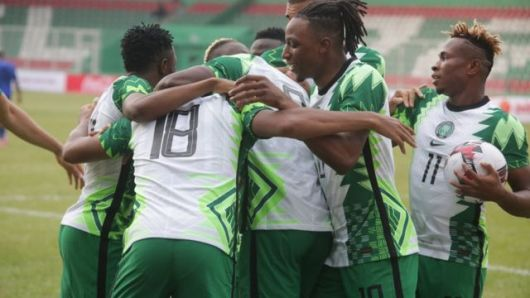 Nigeria vs Sierra Leone: Super Eagles play 4-4 wit Leone Stars for dia  Afcon qualifier - BBC News Pidgin