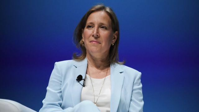 YouTube CEO Susan Wojski