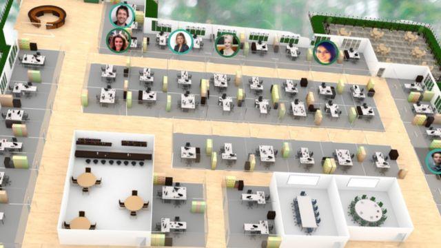 يسمح يوندرديسك للشركات بتأسيس مكاتب افتراضية