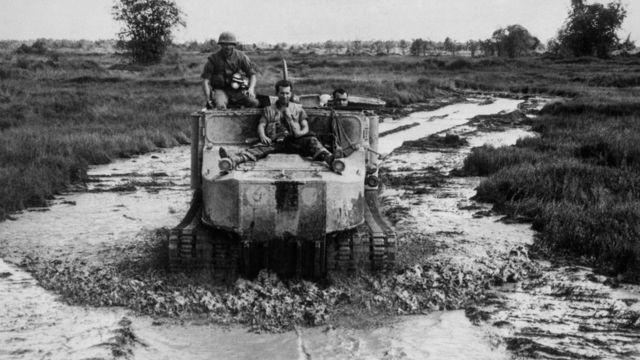 ویتنام میں فرانسیسی فوجی