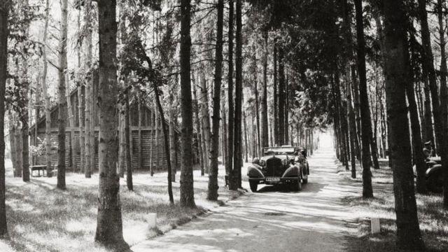 """Ставка """"Вервольф"""", 1942 рік"""