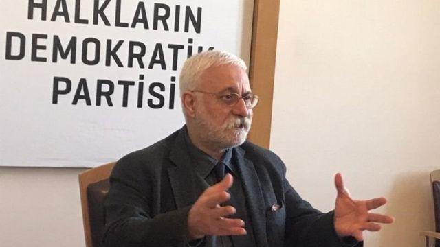 HDP Grup Başkanvekili Saruhan Oluç
