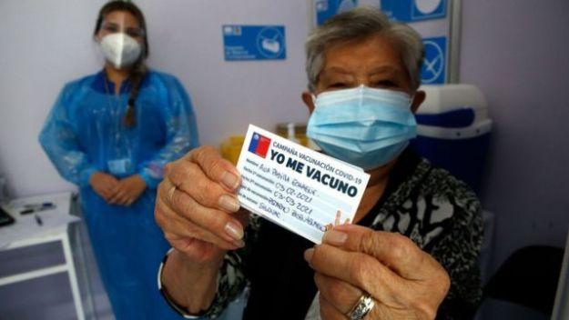 Coronavirus en Chile: las claves que explican la exitosa campaña de  vacunación contra la covid-19 en el país sudamericano - BBC News Mundo