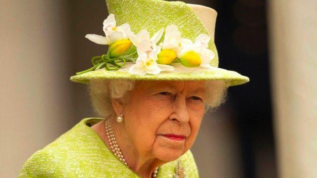 Boqorad Elizabeth II