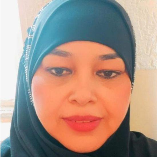 Nabila with hijab