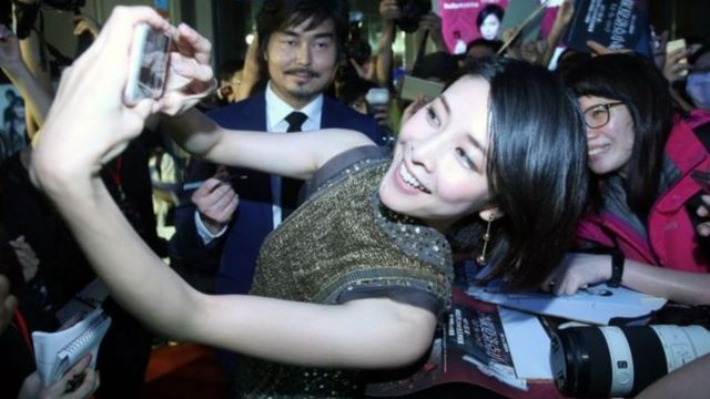 """Yuko Takeuchi has starred in several films and series, including one """"Miss Sherlock"""""""