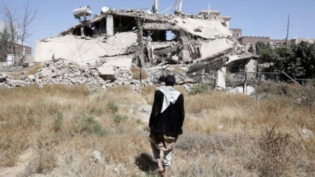 الصراع في اليمن تسبب في دمار كبير وسقوط آلاف القتلى