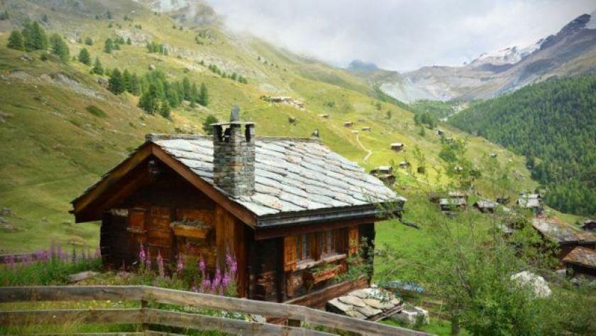 Valais Mountains