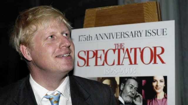 Boris Johnson 2003
