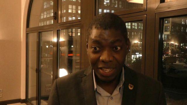 Qemal Affagnon, Directeur pour l'Afrique de l'Ouest de l'ONG Internet sans frontières