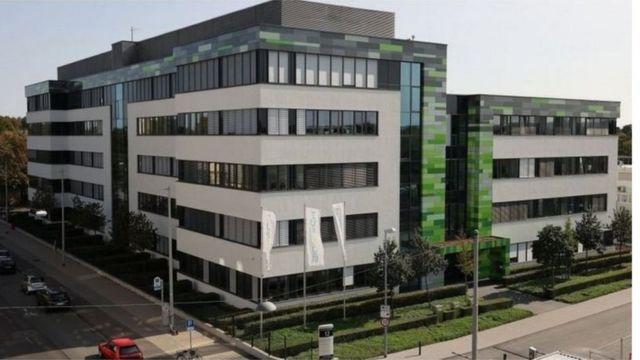 مقر شركة بيونتيك في مدينة ماينز الألمانية