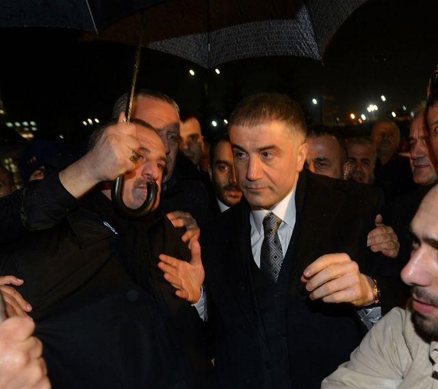 Mafia leader prevailed Bakr