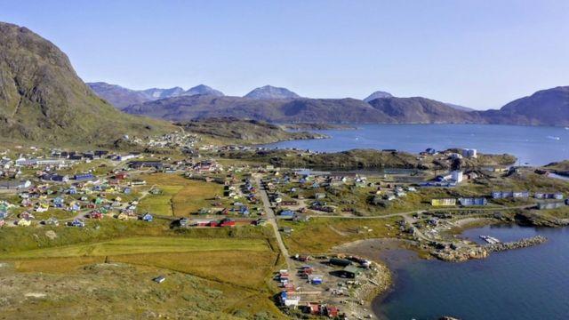 그린란드 풍경