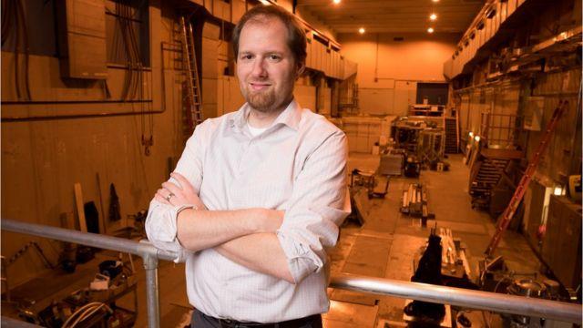 Bob Mumgaard, executivo da CFS