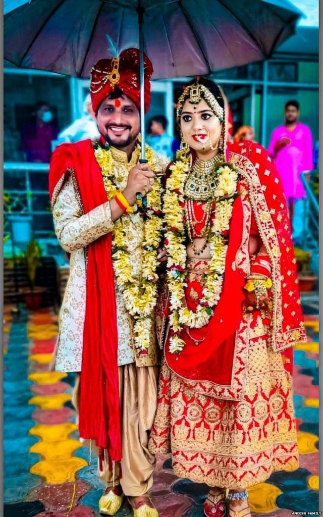 Deepti and Anish