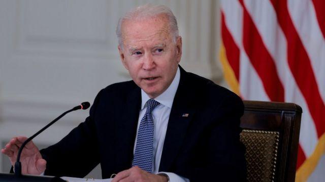 جو بادين.