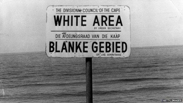 Resultado de imagen de apartheid