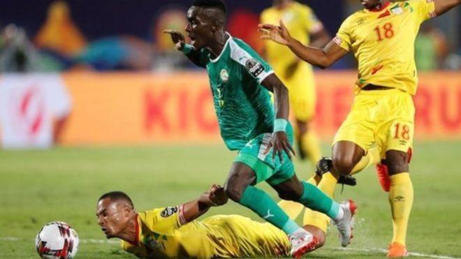 كأس الأمم الإفريقية 2019 تأهل السنغال ونيجيريا لنصف نهائي
