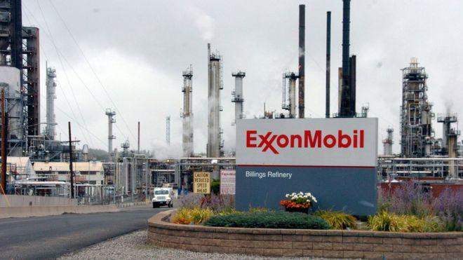 Nhà máy của ExxonMobil (ảnh minh họa)