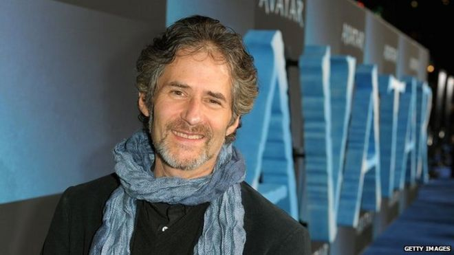 Composer James Horner arrives at the premiere of Avatar at the Grauman's Chinese Theatre on 16 December 2009 in Hollywood, California